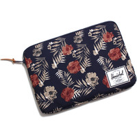 Anchor Laptop Sleeve Peacoat Floria