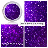 Don't Stop Believin' Glitter Pigment