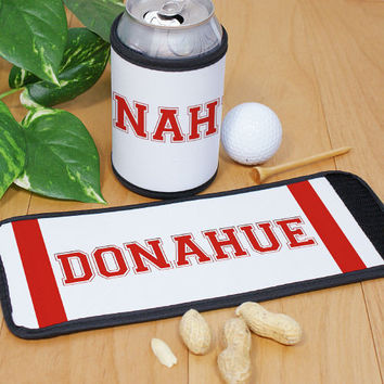 Personalized Any Name Can Wrap Koozie