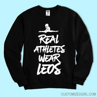 Real Athletes Wear Leos