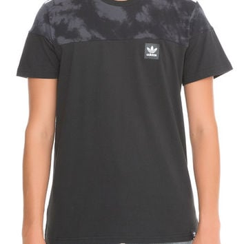 The Blackbird Tee in Black