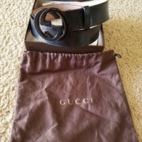 Authentic Gucci belt for men size 42