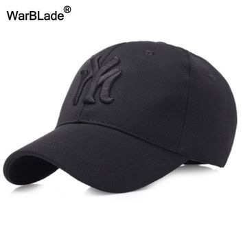 Trendy Winter Jacket 2018 New unisex black baseball cap men snapback hat women cap flexfit fitted hat Closed Male full cap Gorras Bones trucker hat AT_92_12