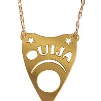 Ouija Planchette Necklace - Jewelry | GYPSY WARRIOR