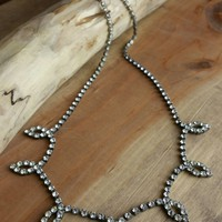 Estate Jewelry - Diamond Necklace