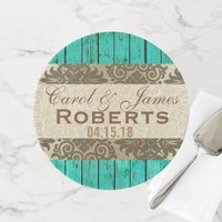 RUSTIC COUNTRY WEDDING CAKE STAND