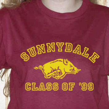 buffy the vampire slayer sunnydale CLASS OF 99  t SHIRT tshirt tee SIZES S-5XL