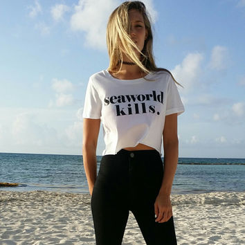 Seaworld Kills. {Unisex or Women's}
