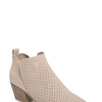 DCCKHB3 Dolce Vita | Sonya Perforated Split Shaft Bootie