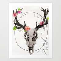 Hannibal Art Print by Ashley Glass