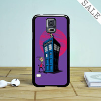 Doctor Who Invader Zim Samsung Galaxy S5 Case