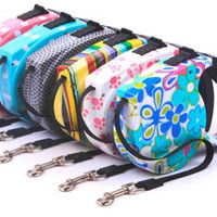 Retractable Dog Leash Collars 5M