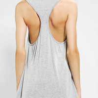 Truly Madly Deeply Julie Racerback Tunic Top