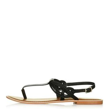 HILLING Leather Sandals - Shoes