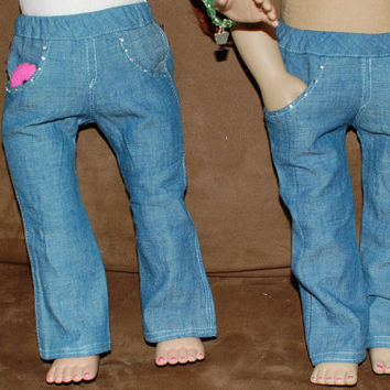 Blue Jeans, American Girl,18 inch doll, Battat, Madam alexander, our generation