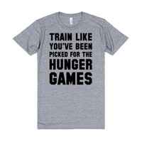 Trained for the Hunger Games