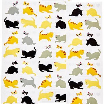 Kitten Sticker Sheets