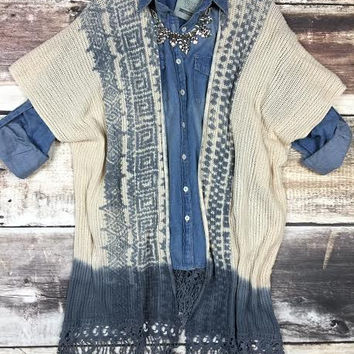 Native Cardigan