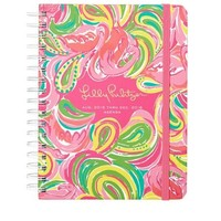 Lilly Pulitzer LARGE AGENDA - ALL NIGHTER - Ryan's Daughters