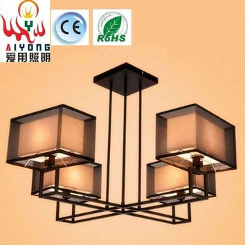 New Chinese style droplight sitting room absorb dome light, antique, wrought iron chandelier bedroom restaurant promotions