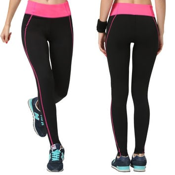 Stretch Gym Slim Yoga Pants [6572463495]