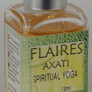 Spiritual Yoga Essential Fragrance Oils by Flaires