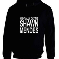 Shawn Mendes Mentally Dating Shawn Hoodie