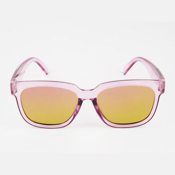 Vintage Fashion Mirror Uv Proof Glasses Sunglasses [4915061188]
