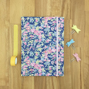 Academic diary -2015-2016 diary liberty print cover, school planner