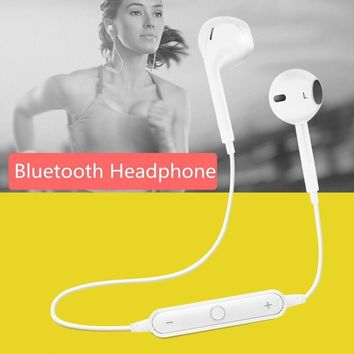 High-quality Sound Quality, Anti-sweat Shock, Sports Type Bluetooth Wireless Stereo Sport Headset Earbuds Earphones OR Wired Hea