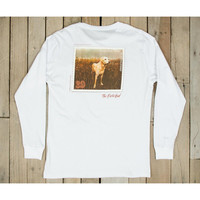 Southern Marsh Field Hunt Tee- White