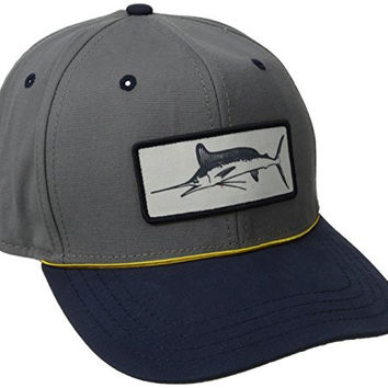 Goorin Bros. Men's Fish, Gray, One Size