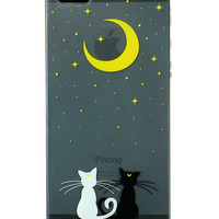 LUNA & ARTEMIS IPHONE CASE