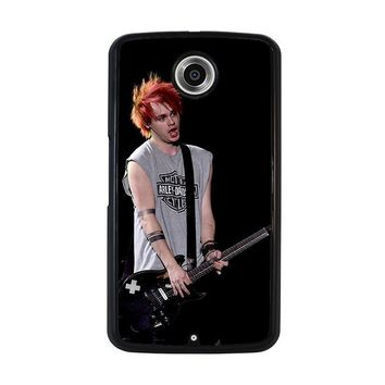 MICHAEL CLIFFORD 5SOS FIVE SECONDS OF SUMMER Nexus 6 Case Cover