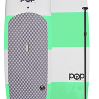 "11'6"" Throwback - Green - POP Paddleboards"