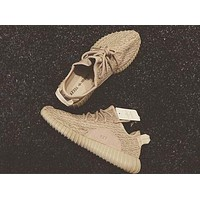 "Yeezy ""Adidas"" Women Boost Sneakers Running Sports Shoes I"
