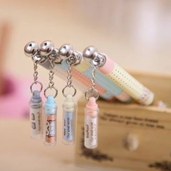 MiiSii(TM) 8pcs Cute Novelty Cartoon Small World 0.5mm Refill Mechanical Pencils Set + FREE GIFT