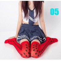 Export Japan and South Korea's foreign trade of the original single,stockings, knee socks