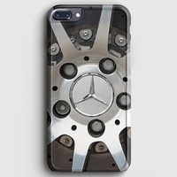 Mercedes Benz Wheel iPhone 8 Plus Case
