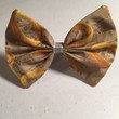 One True Ring Fabric Hair Bow