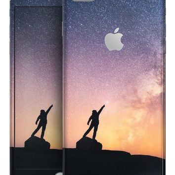 Reach for the Stars - Skin-kit for the iPhone 8 or 8 Plus