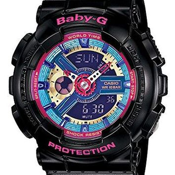 Casio Baby-G Street Fashion Watch BA112-1ACR