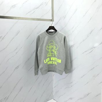 Authentic Louis Vuitton Vivienne Sweatshirt 012