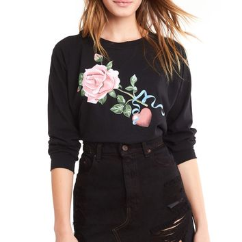 Memento Junior Sweatshirt - Wildfox