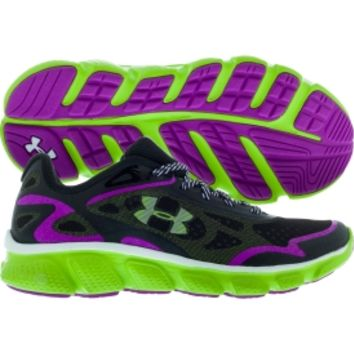 Under Armour Girls' Grade School Micro G Pulse Running Shoe