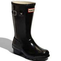 Toddler Hunter 'Original Gloss' Rain Boot