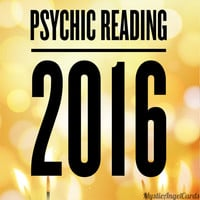 Psychic Reading- 2016, Year Reading, New Year Reading, What will the New Year bring? Accurate and in-depth reading, video or email