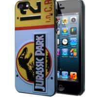 Jurassic Park License Plate Samsung Galaxy S3 S4 S5 Note 3 , iPhone 4 5 5c 6 Plus , iPod 4 5 case, HtC One M7 M8
