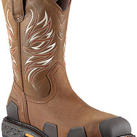 Ariat Men's 11 Inch Overdrive Work Boot Style: A10011933