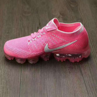 NIKE AIR KNIT Breathable Sneakers Running shoes Pink